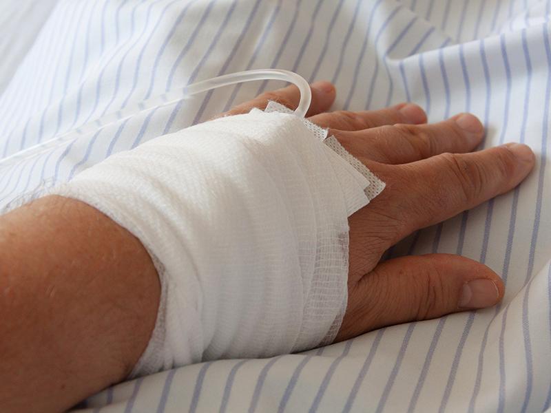 Szimpatika főoldal, Sírós bőrkeményedés az ujjak között
