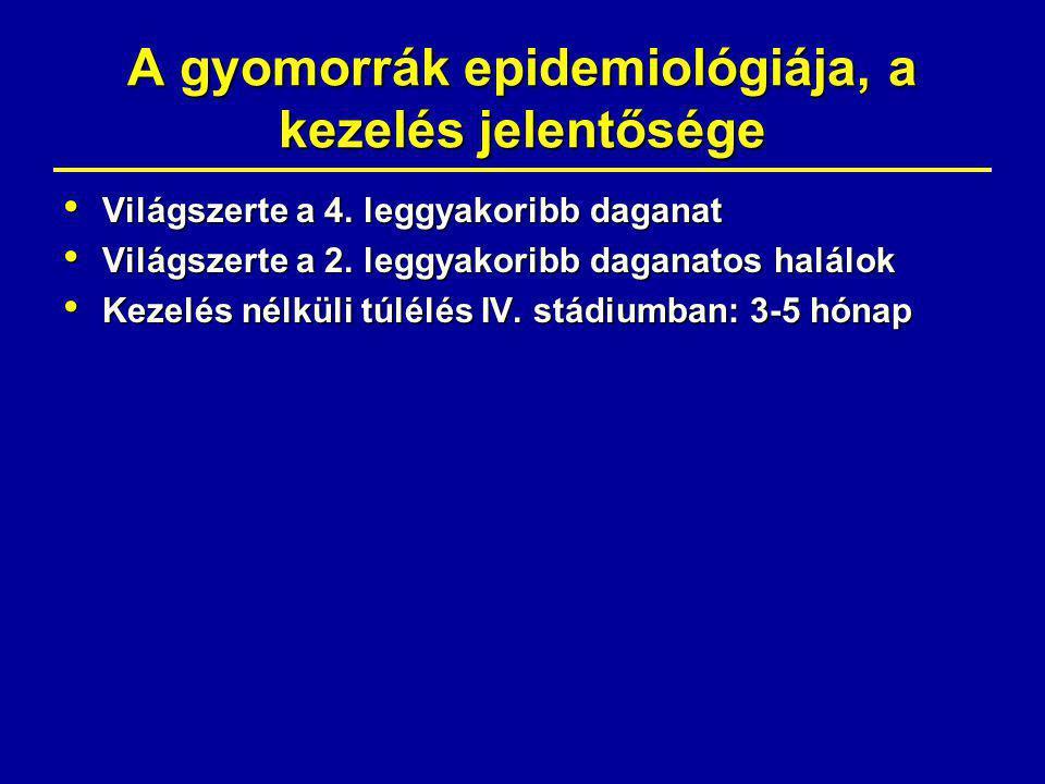 gyomorrák 4. stádium