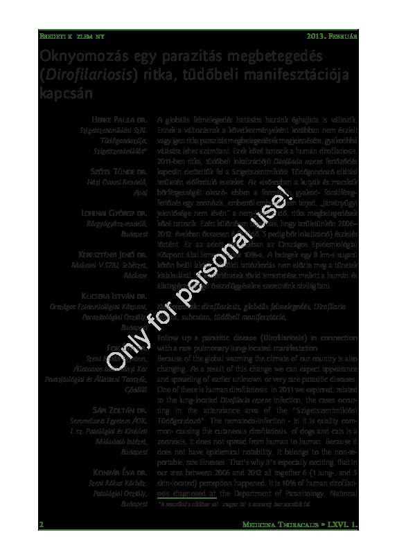 ektoparaziták és endoparaziták