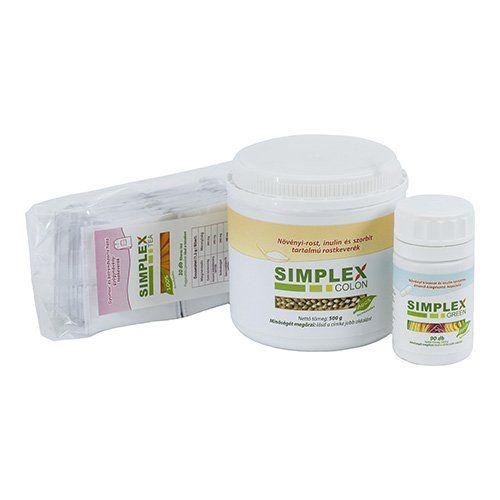 Vastagbél tisztító természetes méregtelenítő formula